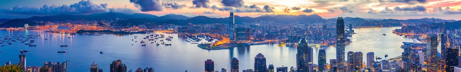 טיסות להונג קונג