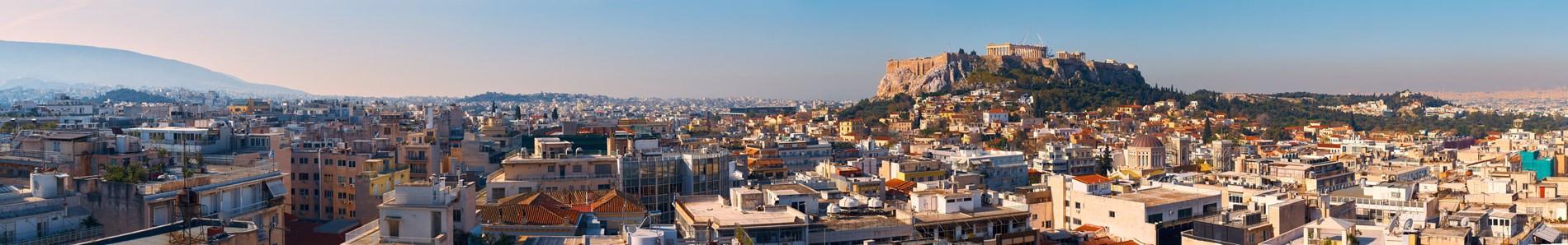 אתונה, יוון